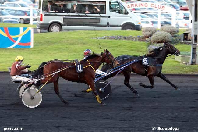 29/12/2013 - Vincennes - Prix de Bourgogne : Arrivée