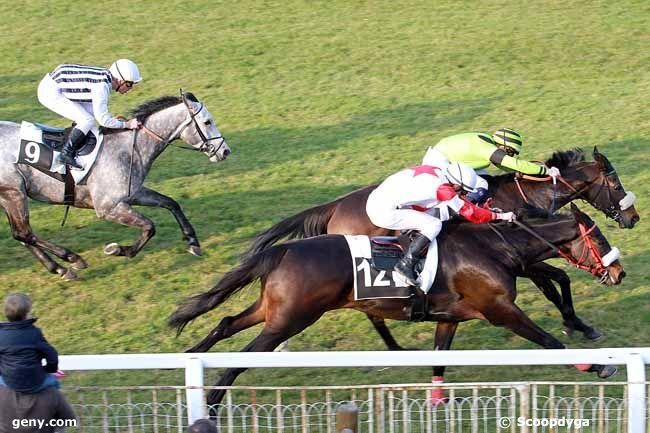 23/03/2015 - Fontainebleau - Prix de la Dame Jouanne : Arrivée