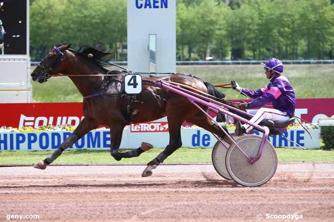 16/05/2018 - Caen - Prix Georges Dreux : Arrivée