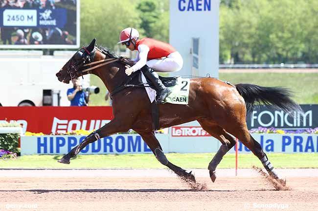 15/05/2019 - Caen - Prix du Calvados : Arrivée