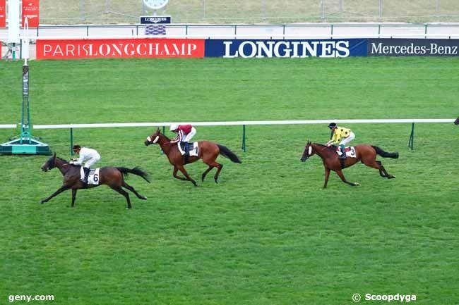 11/07/2019 - ParisLongchamp - Prix du Château d'Eau : Arrivée