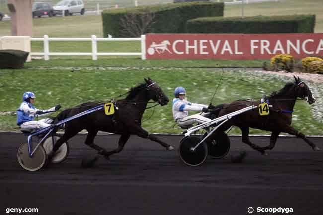 06/01/2010 - Vincennes - Prix de Lignières : Arrivée