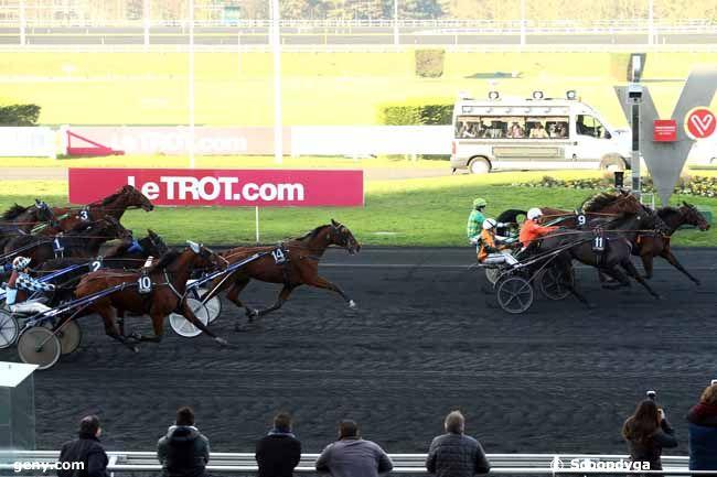 08/12/2016 - Vincennes - Prix de Blois : Arrivée