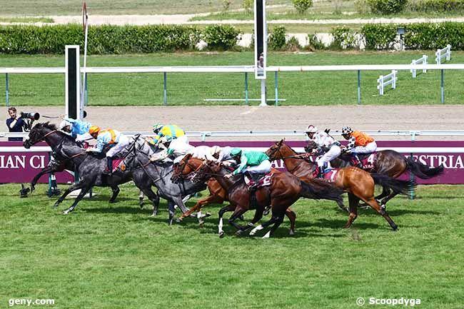 07/07/2019 - Deauville - Qatar Grand Handicap de Normandie : Arrivée