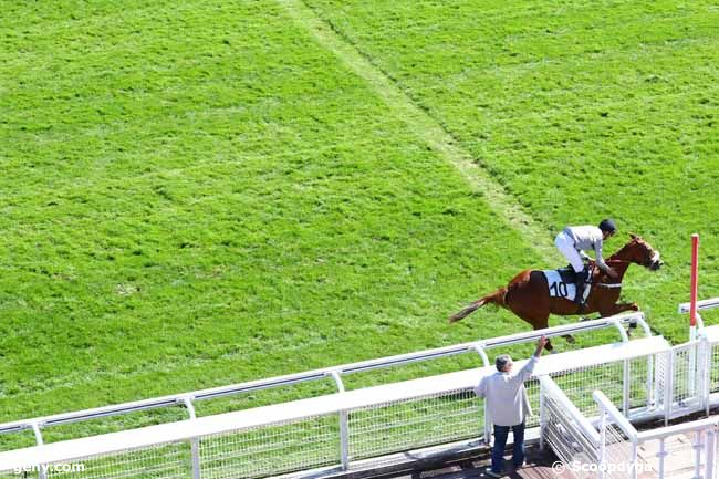 11/09/2019 - Auteuil - Prix Finot (Pouliches) : Result