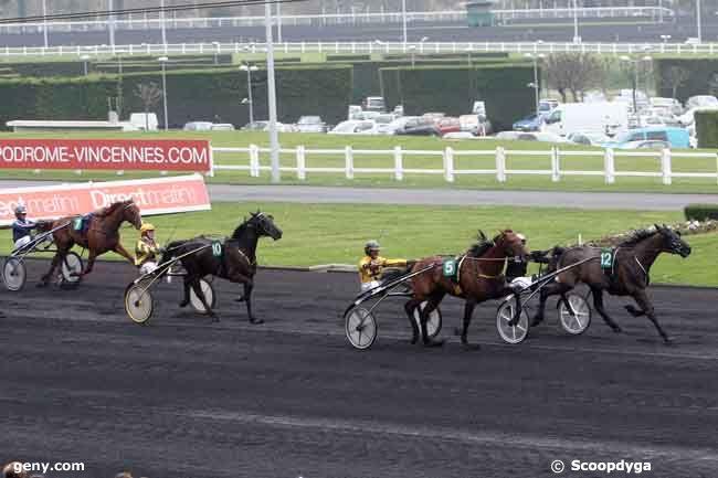 26/03/2011 - Vincennes - Prix du Bois de Vincennes : Arrivée