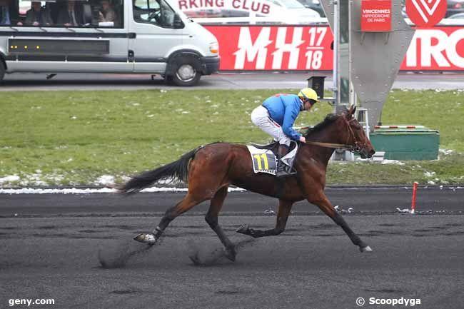 01/03/2018 - Vincennes - Prix Ali Hawas : Arrivée