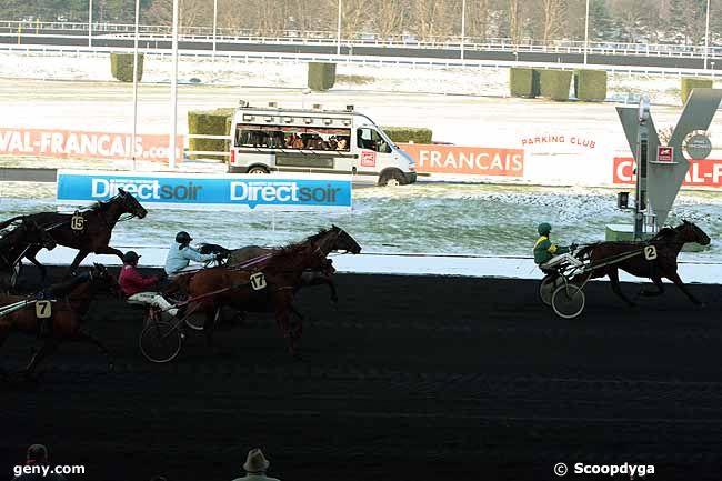 07/01/2010 - Vincennes - Prix de Poitiers : Arrivée