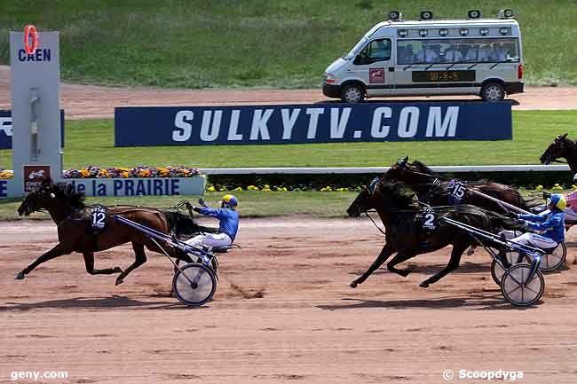 18/05/2011 - Caen - Prix des Ducs de Normandie : Arrivée