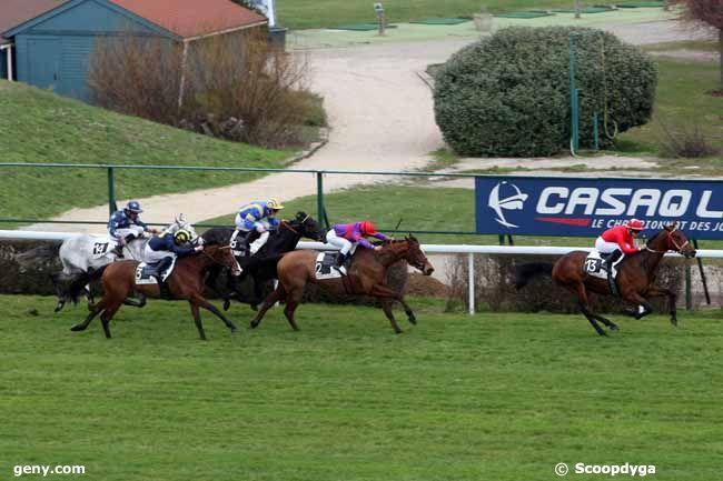 10/03/2012 - Saint-Cloud - Prix Teddy : Arrivée