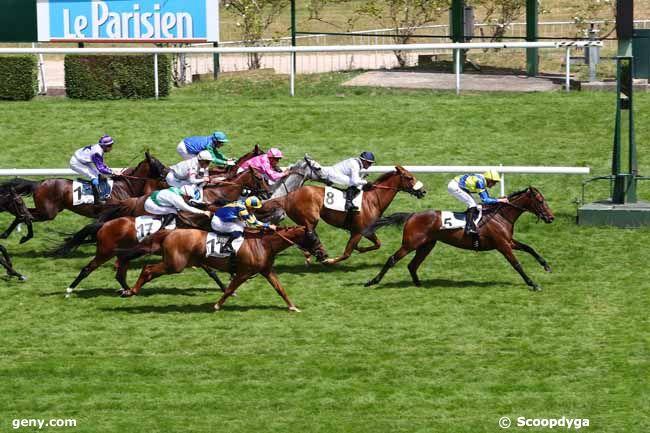 26/06/2017 - Saint-Cloud - Prix de Montigny : Arrivée
