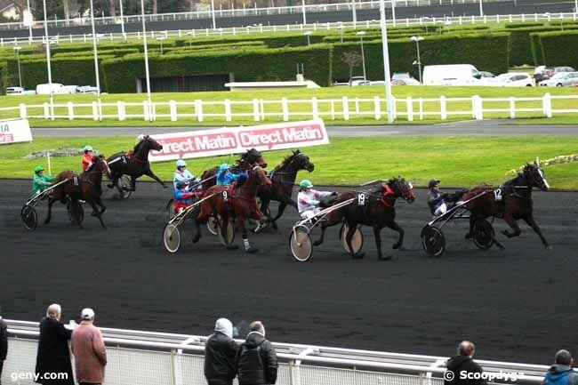 07/01/2014 - Vincennes - Prix du Limousin : Arrivée