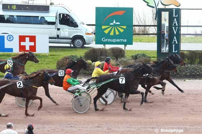 16/03/2016 - Laval - Grand Prix du Conseil Départemental de La Mayenne : Arrivée