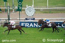 15/10/2019 - Chantilly - Prix de la Chambre de Monsieur-le-Prince : Arrivée