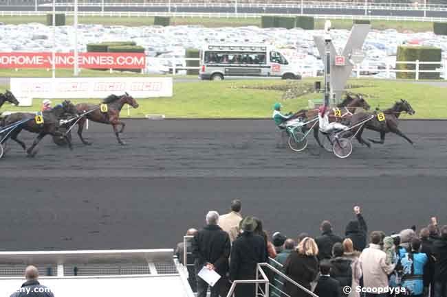 13/02/2011 - Vincennes - Prix de France : Arrivée