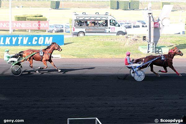 09/02/2012 - Vincennes - Prix de la Nièvre : Arrivée