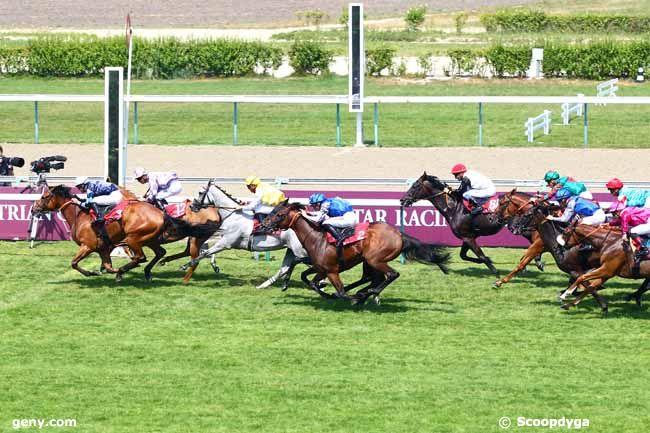 08/07/2018 - Deauville - Qatar Grand Handicap de Normandie : Arrivée