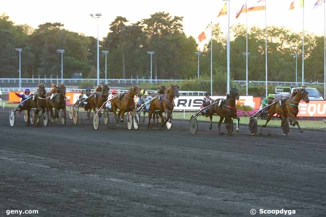 31/08/2018 - Vincennes - Prix Alexandra : Arrivée