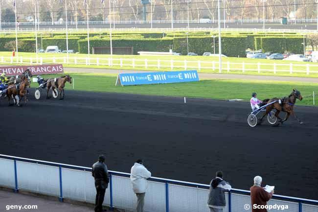 16/12/2009 - Vincennes - Prix Poitou-Charentes : Arrivée