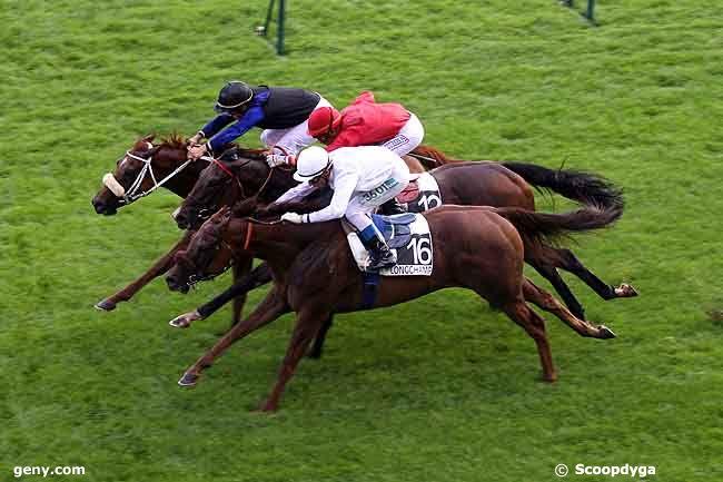 09/09/2010 - Longchamp - Prix Major Fridolin : Arrivée