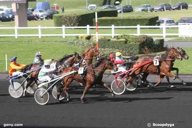 27/02/2011 - Vincennes - Prix de la Mayenne : Arrivée