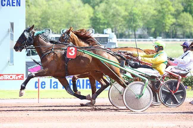 15/05/2019 - Caen - Prix Hubert Hardy : Result