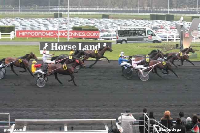 20/02/2011 - Vincennes - Prix de Paris : Arrivée