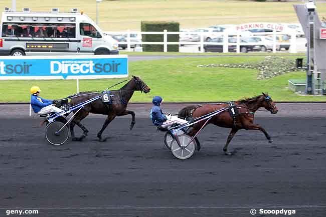 08/01/2011 - Vincennes - Prix de Breteuil : Arrivée