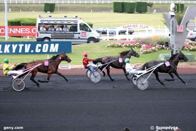 24/08/2011 - Vincennes - Prix du Périgord : Arrivée