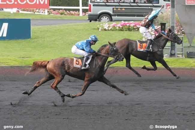 18/09/2011 - Vincennes - Prix de Normandie : Arrivée
