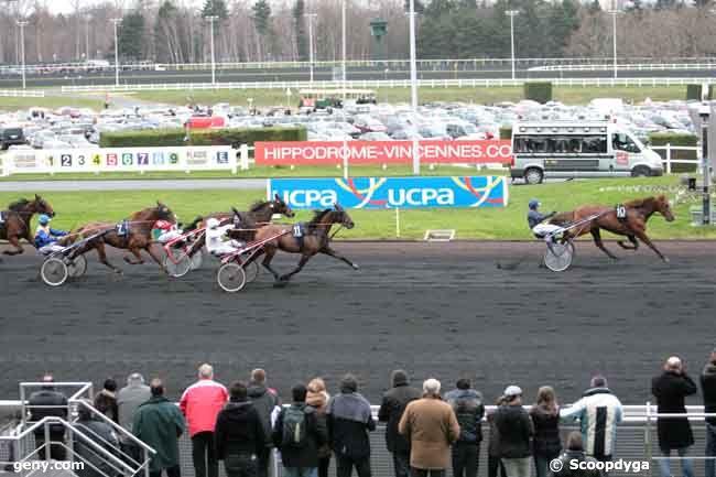 08/01/2012 - Vincennes - Prix de Lille : Arrivée