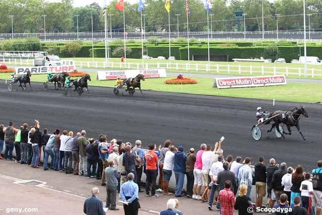 31/08/2013 - Vincennes - Critérium des 5 ans : Arrivée