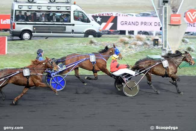 01/01/2017 - Vincennes - Grand Prix de Bourgogne : Arrivée