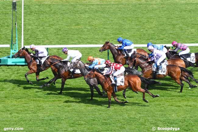 16/05/2019 - ParisLongchamp - Prix de l'Athenée : Arrivée