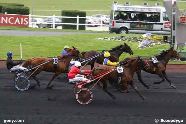05/04/2008 - Vincennes - Prix du Tréport : Arrivée