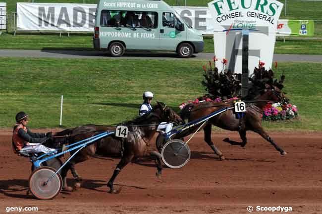 06/10/2008 - Feurs - Prix de la Ville de Feurs : Arrivée