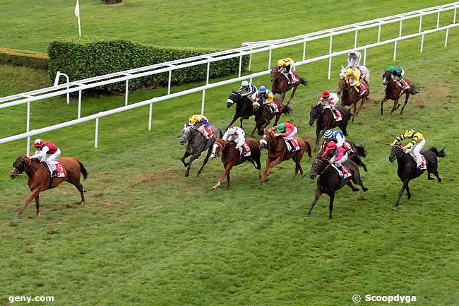 27/09/2010 - Craon - Prix du Chêne de Craon : Arrivée