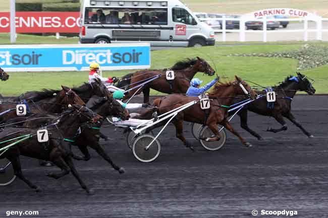 30/12/2010 - Vincennes - Prix de Salvanhac : Arrivée
