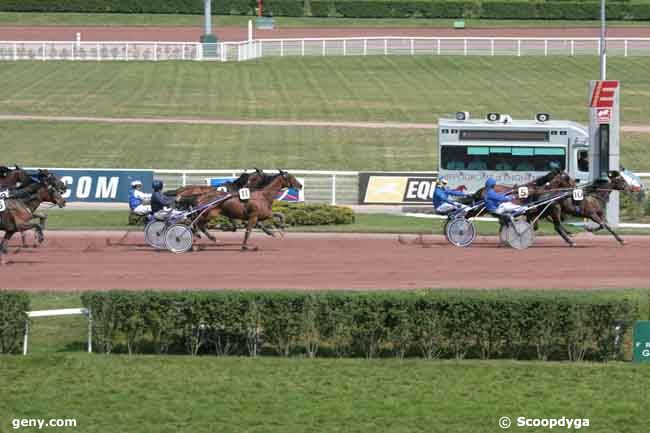 23/04/2011 - Enghien - Prix de l'Atlantique : Arrivée