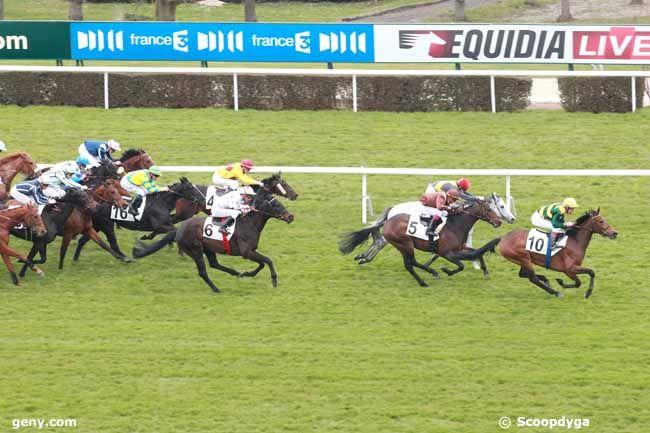 31/03/2013 - Saint-Cloud - Prix de la Chalosse : Arrivée