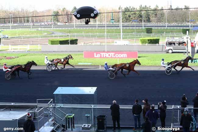 01/02/2018 - Vincennes - Prix de Langeais : Arrivée