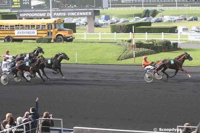 27/02/2011 - Vincennes - Critérium des Jeunes : Arrivée