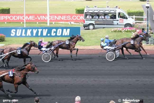 24/08/2011 - Vincennes - Prix Jockey : Arrivée