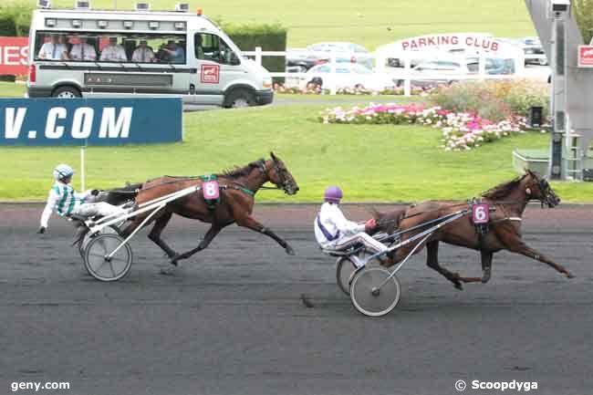 18/09/2011 - Vincennes - Prix de l'Etoile : Arrivée