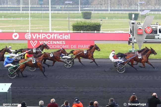 23/03/2019 - Vincennes - Prix du Bois de Vincennes : Arrivée