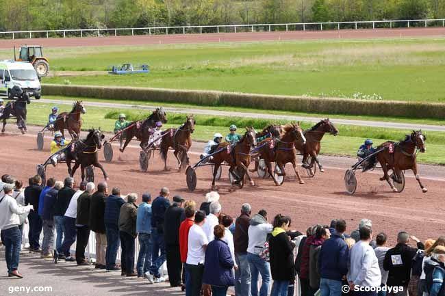 17/04/2019 - Cordemais - Prix de la Ville de Cordemais : Arrivée