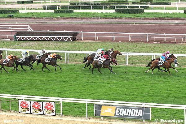 16/01/2008 - Cagnes-sur-Mer - Prix Charles Gastaud : Arrivée
