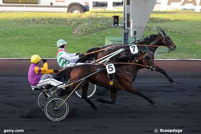 28/12/2008 - Vincennes - Prix de Bourgogne : Arrivée