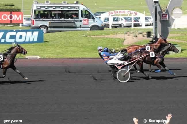 09/04/2011 - Vincennes - Prix Phaëton : Arrivée