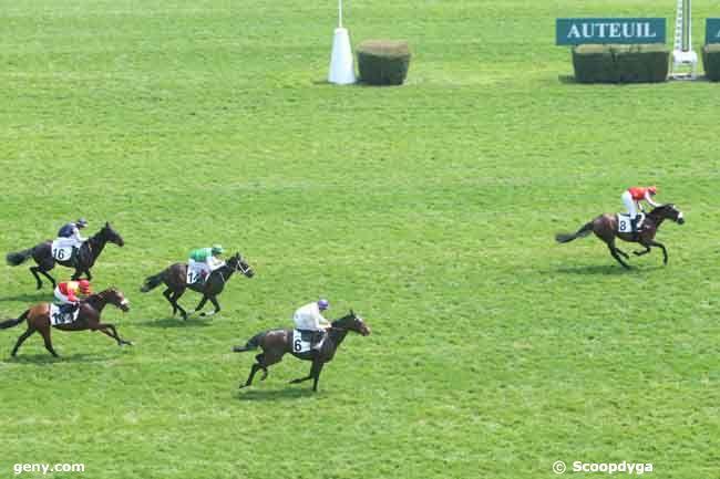 24/05/2012 - Auteuil - Prix Le Gualès de Mézaubran : Arrivée